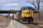 CSXT Train Q33425