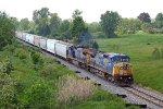 CSXT Train Q32104