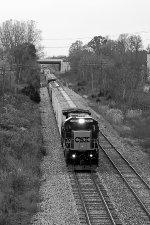 CSXT Train Q32129