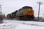 CSXT Train Q23314