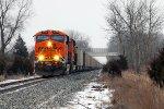 CSXT Train N95628