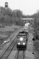 CSXT Train Q32231