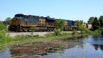 CSXT Train K906