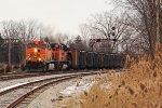 CSXT Train N956