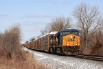 CSXT Train Q24117