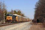 CSXT Train Q24130