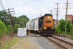 CSXT Train Y10731