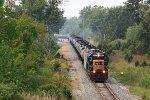 CSXT Train Q32101