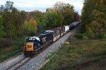 CSXT Train Q32212