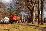 CSXT Train N954
