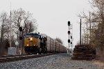 CSXT Train Q27718