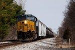 CSXT Train L32118