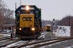 CSXT Train D71729