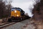 CSXT Train K59629