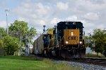 CSXT Train Q27611