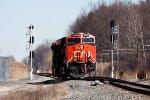 CSXT Train Q27416