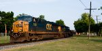 CSXT Train D73505