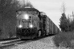 CSXT Train Q38522