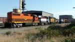 Locos on Engine Track 3