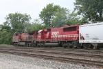 SOO 6052 & CP 9574