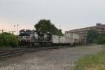 NS 9625 & 8769 leading 23M