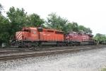 CP 5931 & 9613