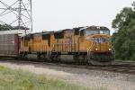 UP 5089 & 4128