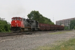 CN 2522 & IC 6128 picking up speed with E275