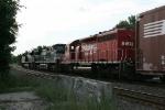 CP 5692 behind NS 8905 & 2775