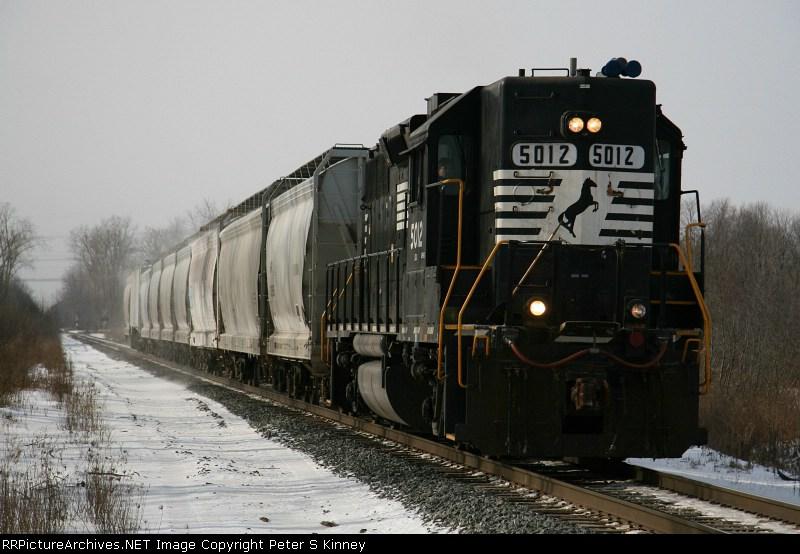CSXT Train Y12303