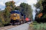 CSXT Train Q15001
