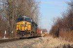 CSXT Train Q15108