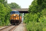 CSXT Train Q15127