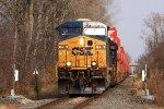 CSXT Train Q15110