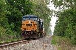 CSXT Train Q15109