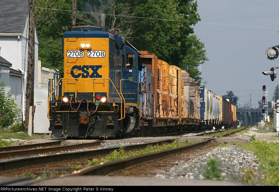 CSXT Train Y20503