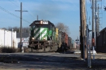 CSXT Train Q32724