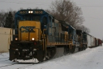 CSXT Train Q32721
