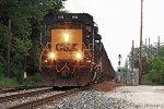 CSXT Train K34007