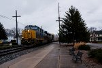CSXT Train Q21627