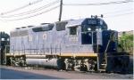 B&O GP40 3723