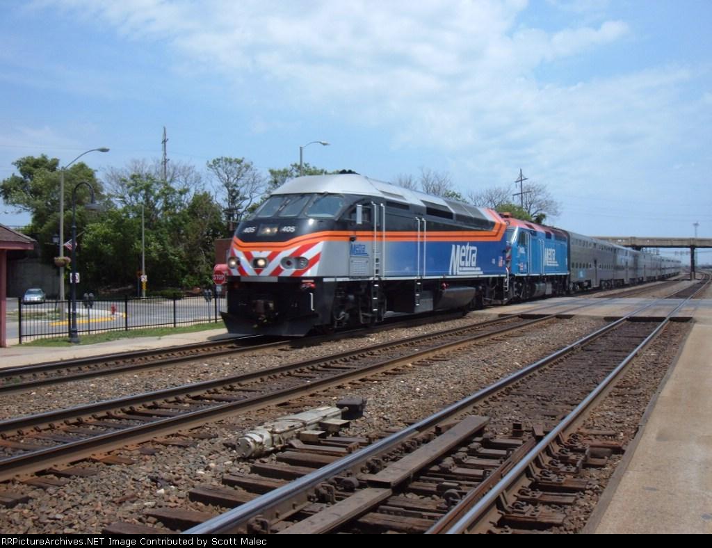METX 405 & 195