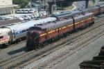 Amtrak Special 975