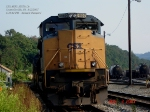 CSX 4850    SD70ACe      Aug 02,2007