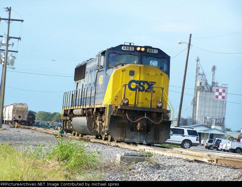 CSX 4683