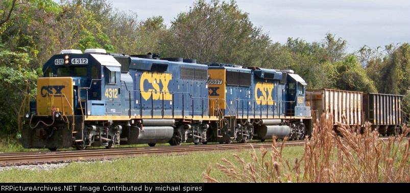 csx 4312