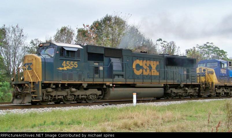 csx 4555