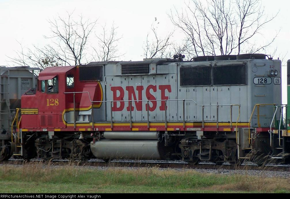BNSF 128