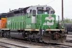 BNSF 6815