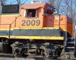 BNSF 2009